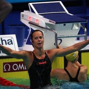 """Nuoto, Pellegrini: """"Vivo una favola, ora una nuova vita da velocista"""""""
