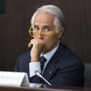 """Olimpiadi, Malagò: """"No di Roma una decisione suicida e autolesionista"""""""