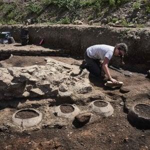 Francia. Scoperta mini-Pompei a Sud di Lione