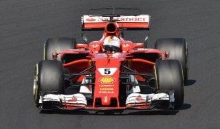 F1, test Ungheria: Vettel miglior tempo, Kubica chiude quarto