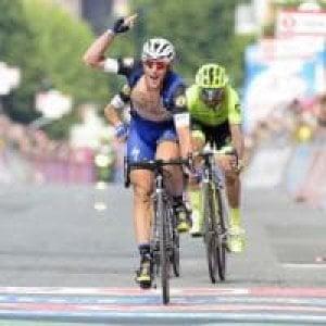Ciclismo, Vuelta a Burgos: Trentin vince la seconda tappa