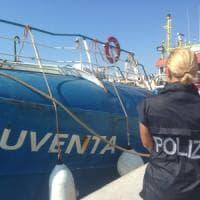 Migranti, procura Trapani sequestra nave Iuventa:
