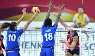 Volley, World Grand Prix: le azzurre battono Usa e volano in semifinale