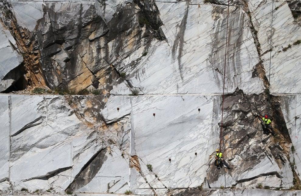 Toscana, il tesoro di Michelangelo: nelle cave del marmo più amato dal Buonarroti