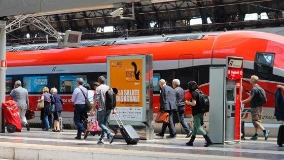 Treni più economici nascosti ai clienti, maximulta dell'Antitrust a Trenitalia: 5 milioni