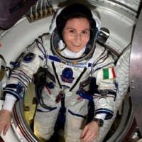Il sogno di Samantha Cristoforetti: andare sulla Luna