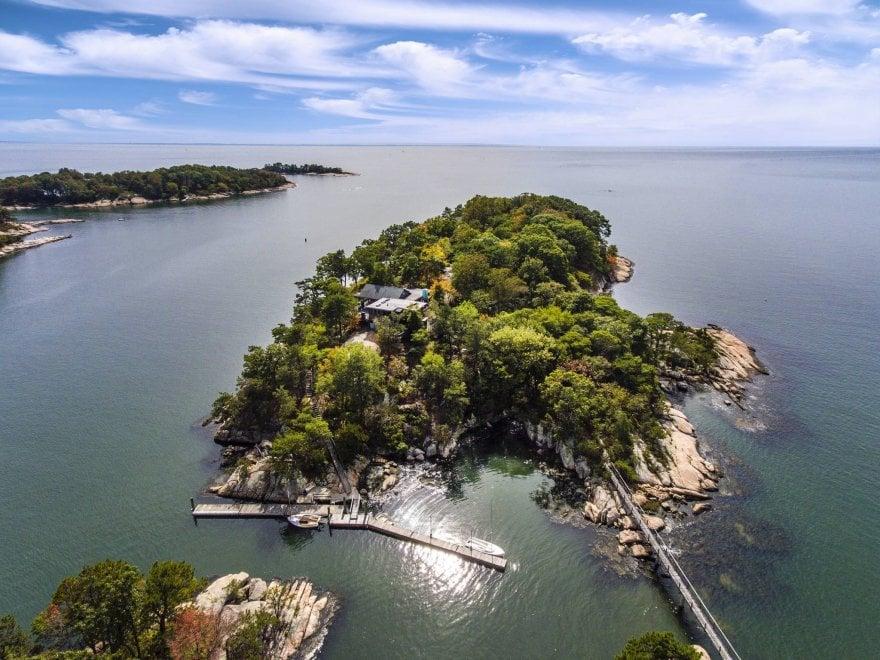 L'isola del pirata Kidd? Costa 800 mila euro