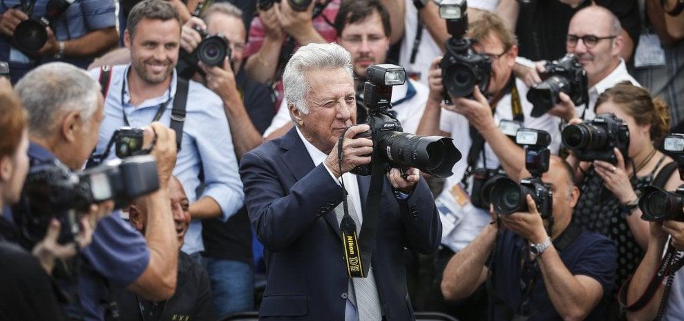 """Dustin Hoffman e i suoi 80 anni: """"La fortuna di non essere bello"""""""