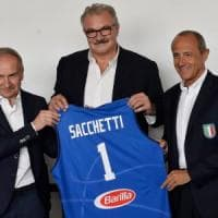 Basket, Sacchetti: ''Io ct azzurro, emozione senza fine''