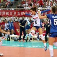 Volley, World Grand Prix: azzurre in finale, battuta la Cina