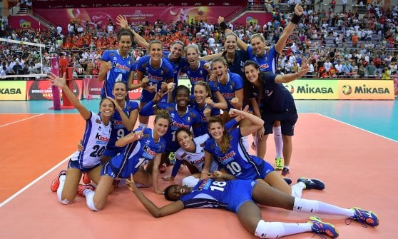 Volley, World Grand Prix: azzurre in finale, battuta la Cina