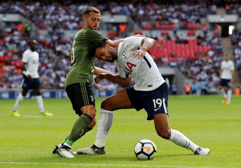 Top e flop Totthenam Juventus, Top e flop Tottenham Juventus: bene Dybala, da rivedere la difesa