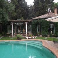 La mega villa sull'Appia Antica col salotto nella cisterna romana