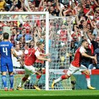 Arsenal-Chelsea 5-2 ai rigori: Conte k.o., fa festa Wenger