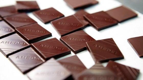 Ferrarelle riporta in Italia il cioccolato Amedei