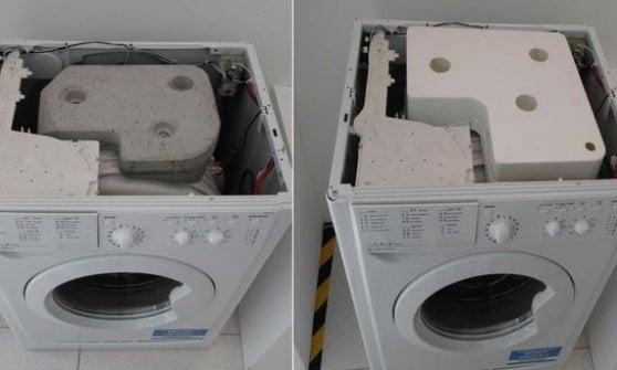 Una lavatrice salver il pianeta l 39 eco invenzione di uno for Peso lavatrice