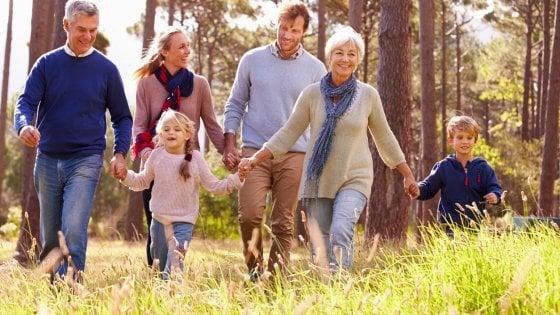 """""""Parenti e amici ci rendono più longevi"""""""