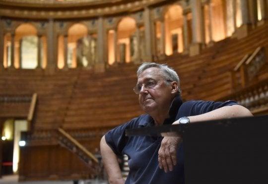 """Graham Vick, rivoluzionario 'Stiffelio': """"Voglio che il pubblico sia palco e attore insieme"""""""