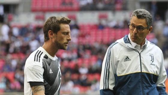 """Juventus, lavoro verso supercoppa, Marchisio: """"Settimana importante"""". Lemina va al Southampton"""
