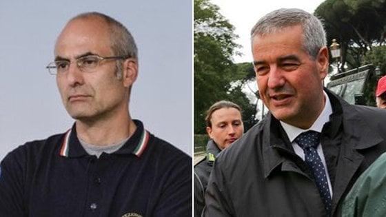 Curcio lascia a sorpresa la Protezione Civile, Gentiloni nomina Borrelli