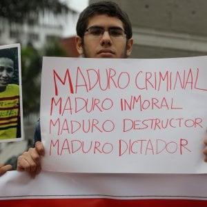 """Venezuela, 13 paesi americani contro la """"Costituente"""" di Maduro"""
