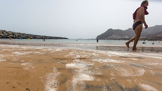 """Canarie invase da alghe tossiche: il global warming non risparmia le isole dell'""""eterna primavera"""""""