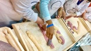 Piccoli fornai crescono nel reparto di oncoematologia