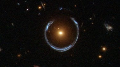 Einstein aveva ragione. La stella  e il buco nero, nuova prova   ·foto