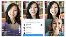 Instagram, video in diretta con gli amici