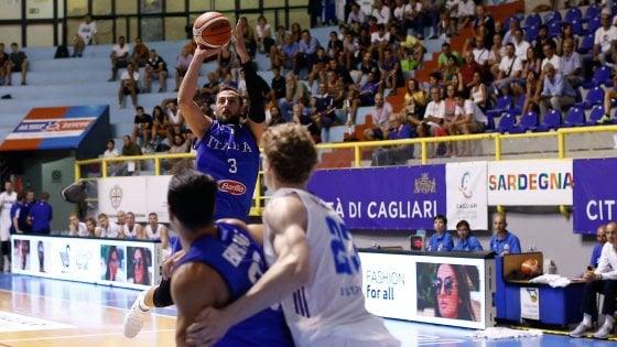 Basket, Europei: Messina taglia Cusin e Tonut. Vittoria nel test con la Finlandia