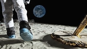 Il mondo ristregato dalla Luna: avanti c'è spazio