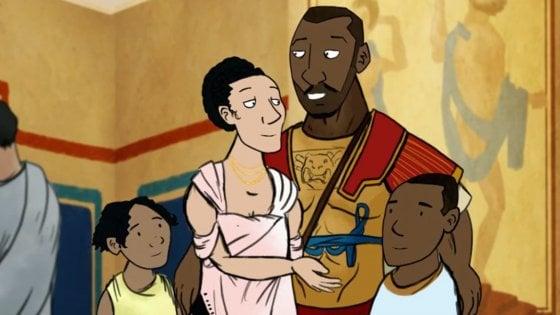 """""""Fatevene una ragione: gli antichi romani erano molto africani (persino in Britannia)"""""""