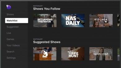 Nasce Watch, la tv 2.0 di Facebook   ·foto