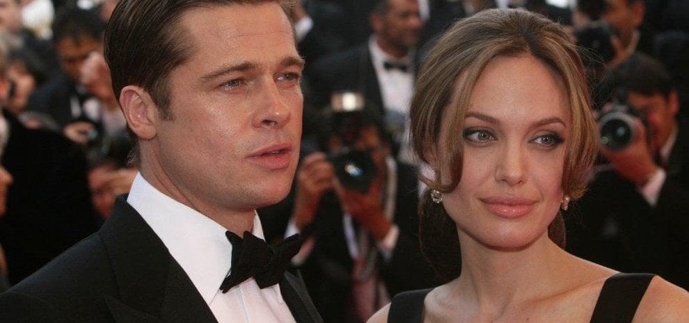 Angelina Jolie pronta a perdonare Brad Pitt: fermate le pratiche del divorzio