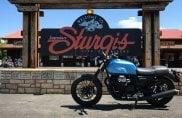 Provocazione Moto Guzzi: in forze al raduno di Sturgis, la tana delle Harley