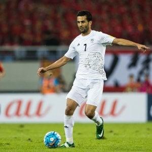 Iran, giocano contro Maccabi Tel Aviv: radiati due nazionali