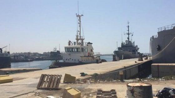 Libia, la prima missione degli italiani