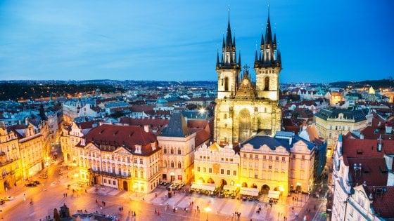 Agosto a Praga tra storia e festival