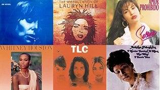 I dischi al femminile preferiti dalle donne: la classifica dei 30 più amati