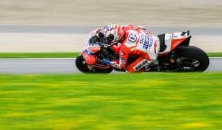 MotoGp, Austria: Dovizioso vola nelle libere, Rossi in difficoltà