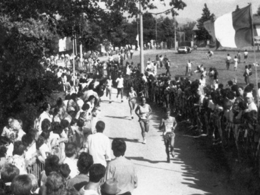 Quarant'anni di Amatrice-Configno, le foto storiche