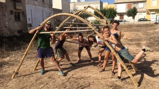 Lampedusa, l'ortoterapia per l'ambiente e le persone
