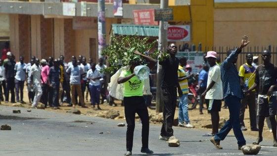 Ufficiali i risultati in Kenya: vince Kenyatta con il 54% dei voti. Scontri a Nairobi e Kisumu