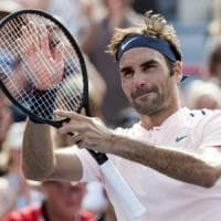 Tennis: Federer in semifinale a Montreal, Pliskova out a Toronto