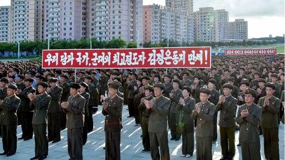 """Corea del nord, Pechino esorta a """"evitare retorica e provocazioni"""""""