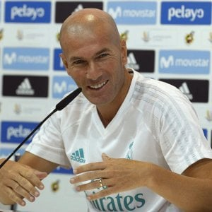 Il Real si tiene stretto Zidane: rinnovo fino al 2021