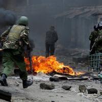 Kenya, scontri a Nairobi dopo la rielezione del presidente
