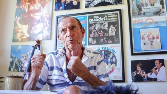 Gli 80 anni di Raoul Casadei: ho tanti vizi. Il primo, godermi la vita