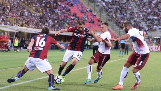 Coppa Italia: il Cittadella travolge il Bologna, valanga Perugia sul Benevento
