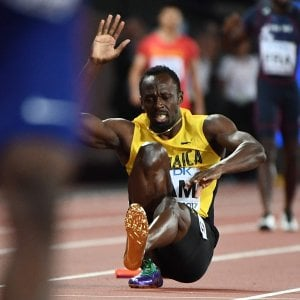 """Atletica, Bolt chiede scusa: """"Non volevo chiudere così"""""""